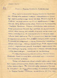 Jaskinie Wyżyny Krakowsko-Częstochowskiej : rękopis
