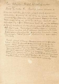 Notatki dotyczące interpretacji stratygrafii tarasu Wisły w okolicy Góry Puławskiej