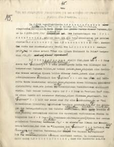 Über die geologischen Verhältnisse und das alter der mittel-Aurignacien Station Góra Puławska