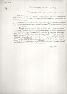 Sanderki, powiat Zamość : notatka z 1932 roku