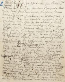Notatki o stratygrafii tarasu pod Chwalibogowicami