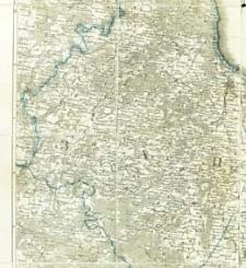 Semitopografičeskaja karta inostrannym vladeniâm po zapadnoj granice Rossijskoj Imperii : semitopografičeskaja karta Carstva Pol'skago. C VI