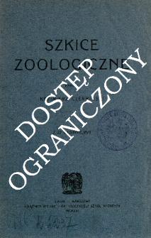 Szkice zoologiczne