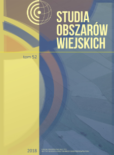 Kreatywność jako czynnik rozwoju obszarów wiejskich na przykładzie województwa opolskiego = Creativity as a rural development factor on the example of the Opolskie Voivodeship
