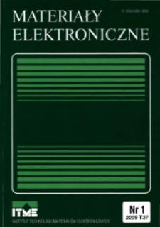 Spis treści 2009 T.37 nr 1