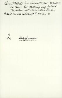 Maglemose