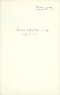 Wyciągi z literatury dotyczące Francji : paleolit