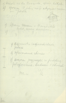 Notatki na temat muzealnictwa w Polsce (stan sprzed II wojny)
