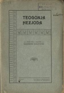 Teogonja Hezjoda