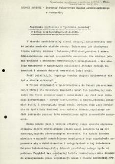 """Pogadanka wygłoszona w """"godzinie polskiej"""" w radiu moskiewskim 19. 10. 1945 roku"""