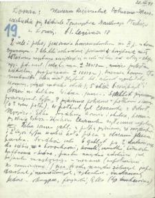 Muzea regionalne : (Łomża, Nowogród, Szczytno, Olsztyn, Olsztynek)