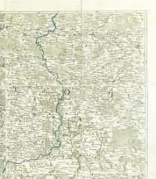 Semitopografičeskaja karta inostrannym vladeniâm po zapadnoj granice Rossijskoj Imperii : semitopografičeskaja karta Carstva Pol'skago. C III