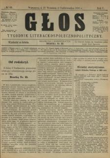 Głos 1890 N.40