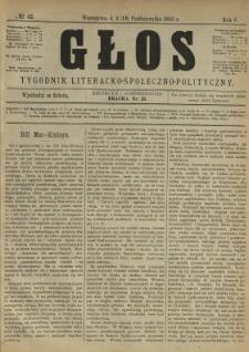 Głos 1890 N.42