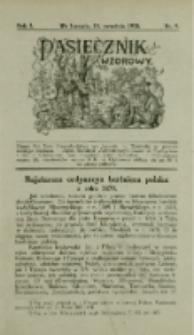 Najstarsza ordynacya bartnicza polska z roku 1478