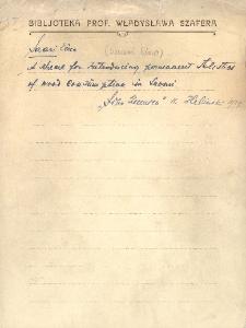 "Kartoteka ""Biblioteka Prof. Władysława Szafera"" : Sa-Schr"