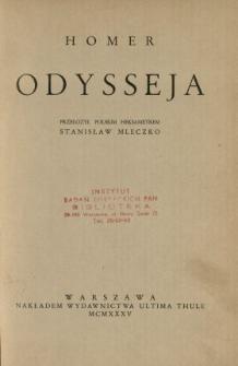 Odysseja