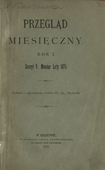 Korespondencya Kajetana Koźmiana z Franciszkiem Wężykiem : (między r. 1845 a 1856)