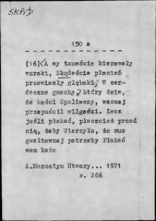 Kartoteka Słownika języka polskiego XVII i 1. połowy XVIII wieku; Skąd2 - Skokiem