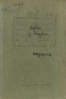 Zeszyty z badań gwarowych; XXIIy/2
