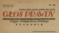Głos Prawdy 1928 N.236