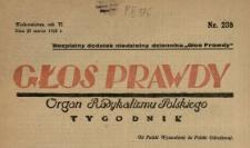 Głos Prawdy 1928 N.238
