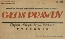 Głos Prawdy 1928 N.241