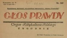 Głos Prawdy 1928 N.245
