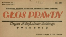 Głos Prawdy 1928 N.247