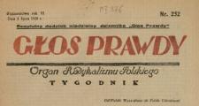 Głos Prawdy 1928 N.252