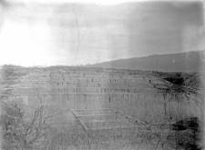 Stanowisko Horodok II : widok na miejsce rozkopywań 1927