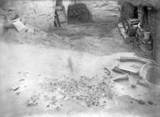 Stanowisko Horodok II : skupisko wyrobów krzemiennych