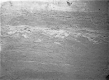 Stanowisko Horodok VII : profil ściany dłuższej (zachodniej)