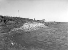 Kostienki : punkt styku wysokiego tarasu powodziowego i 1 tarasu lessowego