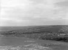 Kostienki : widok na dolinę Donu ze stanowiskami I, XII, XIII