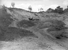 Chruszczów, powiat Puławy : widok na odkrywkę