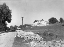 Chruszczów, powiat Puławy : widok na odkrywkę 1