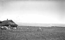 Okolice Nowogródka : chata białoruska