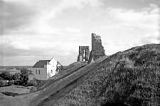 Nowogródek : ruiny zamku
