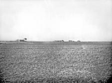 """Kolonia Marianówka, pow. Równe : widok na okolice odkrywki na wzgórzu """"Kamieniczka"""""""