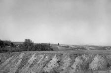 Rumlówka koło Grodna : widok na teren wierceń