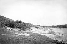 Rumlówka koło Grodna : widok na okolicę i rzekę Niemen