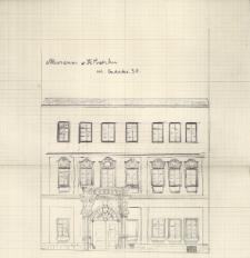 Plany urządzenia Muzeum w Kłodzku oraz notatki