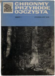 Roślinność wzgórza Kajasówki i zagadnienia jej ochrony