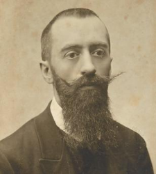 Witold Eichler- portret