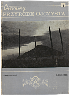 On the establishment of a national park in the Łęczna-Włodawa Lakeland