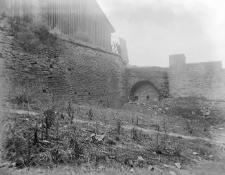 Miejscowość nieokreślona : ruiny