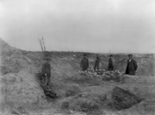 Końskie : cmentarzysko wczesnohistoryczne w głębi grób XXXII