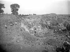Starachowice, powiat Iłża : kamieniołom białego piaskowca