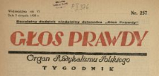 Głos Prawdy 1928 N.257